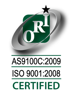Orion AS9100-9001 Certified